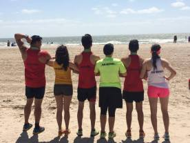 "DRGers ""Ran Inspired"" at the Beach to Bay relay in Corpus Christi"