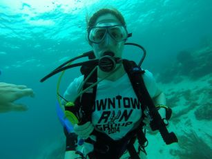 2015-somewhere under the sea off the coast of Belize, Central America