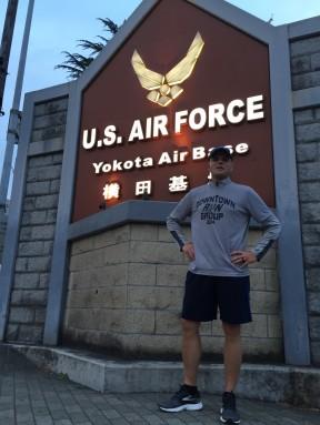 2016-Yokota Air Base, Japan