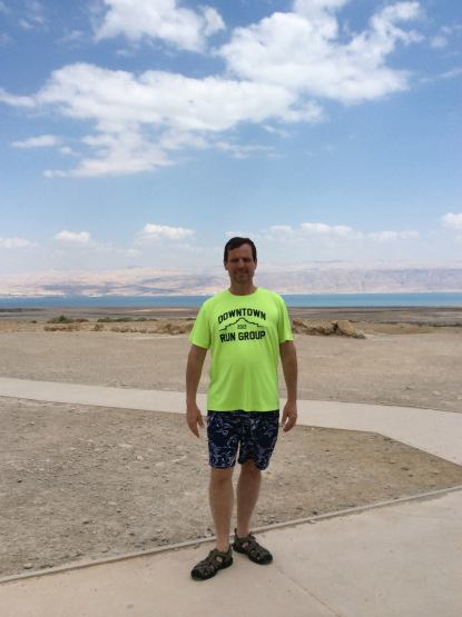2014-beside the Dead Sea in the Middle East