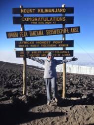 2015-Mount Kilimanjaro, Africa