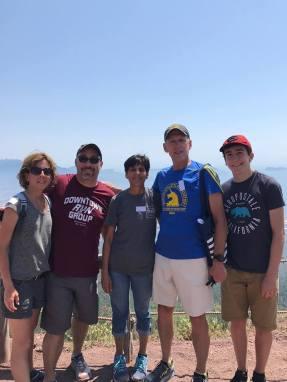 2017-Italy on Mt. Vesuvius